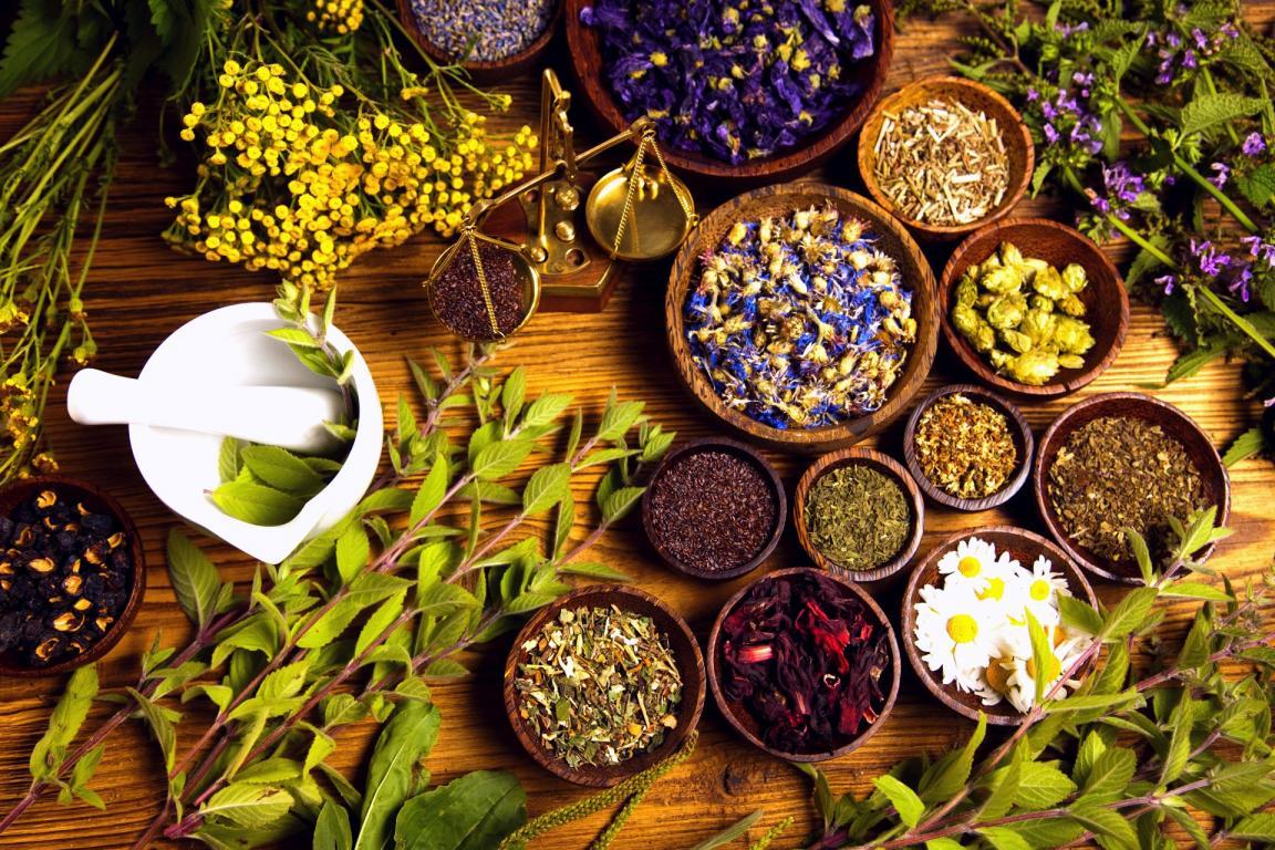 Известные лекарственные растения