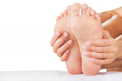 Здоровая кожа ног