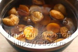Смесь курага изюм орехи мед лимон гемоглобин