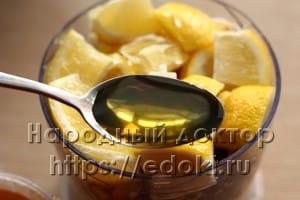 Витаминная смесь из сухофруктов с орехами полезно и вкусно!