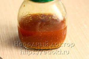Настойка на прополисе рецепт применение