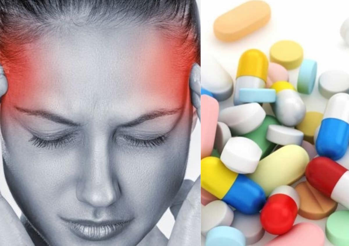 Лекарства, используемые для профилактики мигрени
